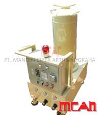 Flux Injector MCAN WM