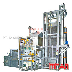 Integrated Continous Furnace MCAN WM