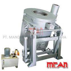 Tilting Melting Furnace MCAN WM