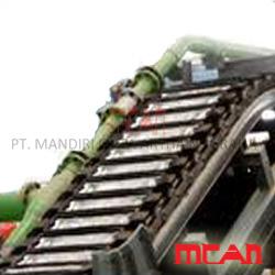 conveyor ingot casting MCAN WM