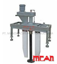 rotary degasser hanging MCAN WM